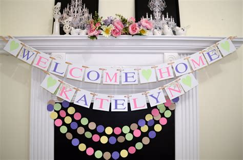 welcome home decoration ideas welcome home baby decorations www pixshark com images