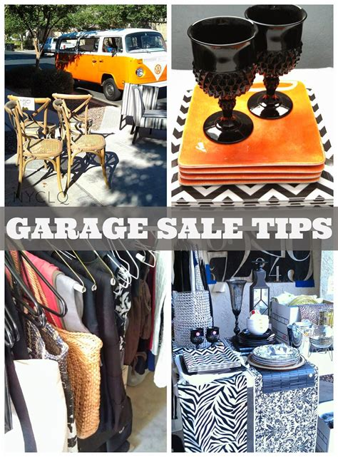 Garage Sale Tips by Focal Point Styling Tips For A Successful Garage Sale