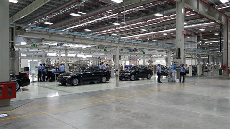 bmw 3 series assembly plant bmw india increases component localization to 50 percent
