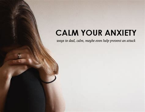 how to your to be calm in calm my anxiety attacks method