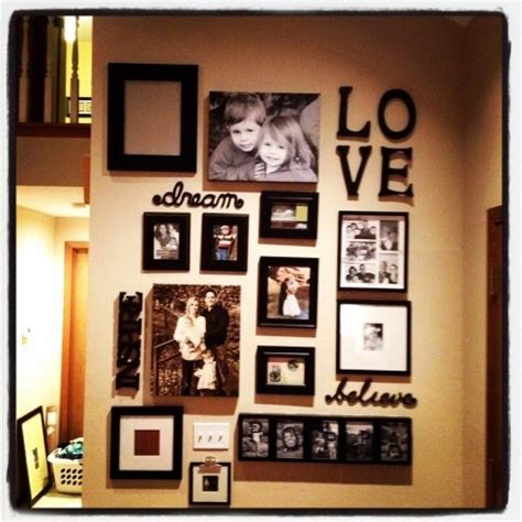 family picture gallery wall gallery wall take two three four and more photo
