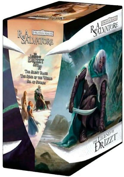 libro the drizzt 012 forgotten forgotten realms the legend of drizzt boxed set books 11 13 by r a salvatore paperback