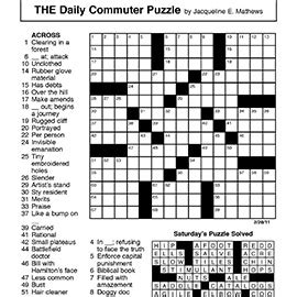 usa today crossword may 26 2015 los angeles times sunday crossword puzzle tribune