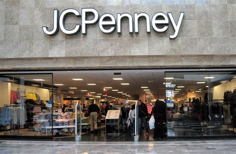 jcpenney department store images