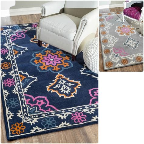 nuloom rugs overstock nuloom handmade modern wool rug 5 x 8 free shipping today overstock 16925941