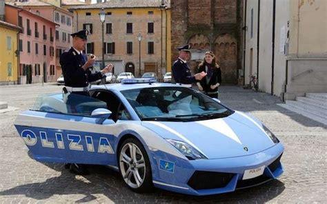 american police lamborghini italian state police lamborghini huracan