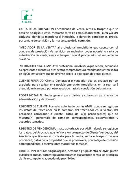propuesta borrador reglamento intercambio inmobiliario i