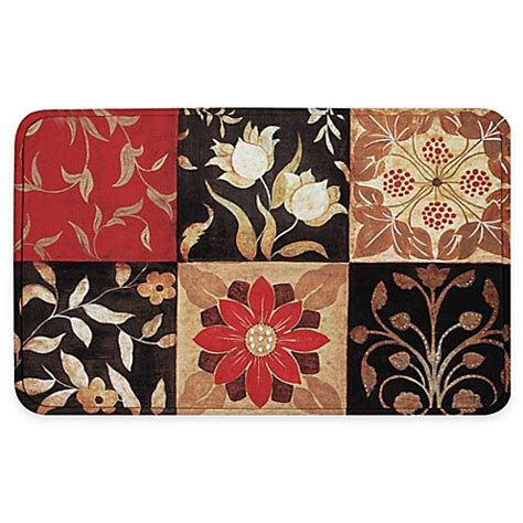 chef rug buy medallion rug calm chef mat from bed bath beyond
