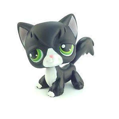 ebay lps cats and dogs littlest pet shop black cat ebay