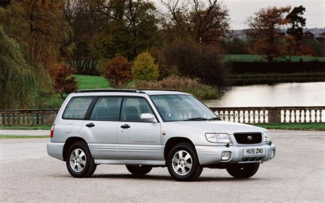 1997 subaru forester by the numbers 1997 2014 subaru forester