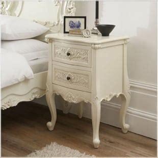 cream french bedroom furniture bedside cabinets french bedroom furniture
