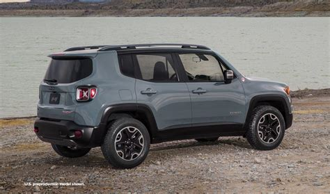 New Jeeps 2015 New Jeep Renegade Small 4x4 Suv Jeep Uk