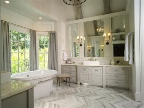 classic master bathroom design youtube
