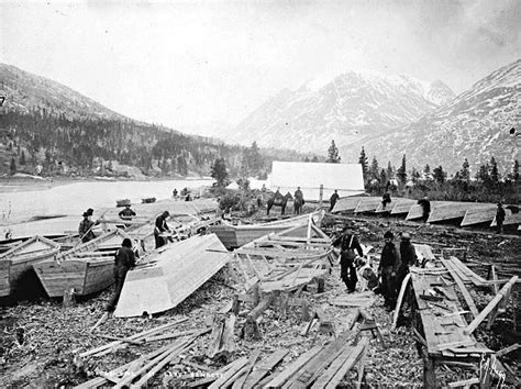 boat building supplies canada bennett lake wikipedia