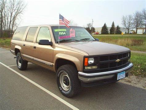 1994 gmc suburban 2500 pricing ratings reviews 1994 chevrolet suburban for sale carsforsale com