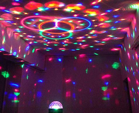 20w Disco Dj Stage Led Rgb Crystal Magic Ball Light Effect Led Disco Light Bulb