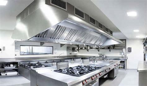 d馮raissage hotte cuisine professionnel hotte professionnelle comment bien la choisir pour sa