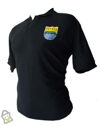 Polo Shirt Persib 17 store co id baju pria persib shirt black allsize