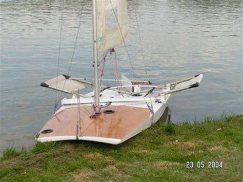 scow dinghy plans free scow sailboat plans