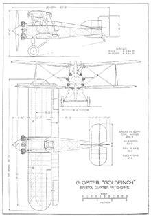 Gloster Goldfinch - Wikipedia