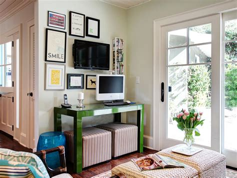 Hgtv Small Home Office Ideas Small Space Home Office Ideas Hgtv S Decorating Design