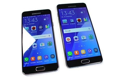 Samsung A3 Edition test samsung galaxy a3 a5 2016 allround pc