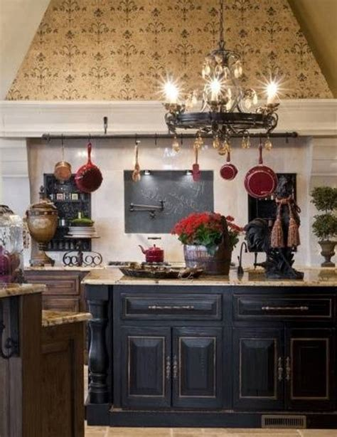 french country kitchen blue colors home round black round french country style chandeliers for kitchen