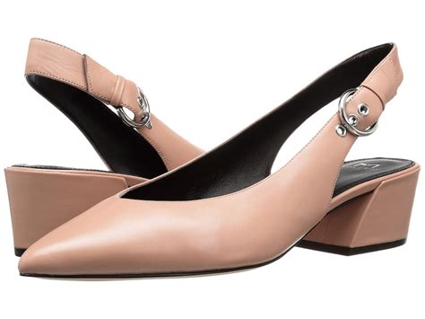 Comfortable Slingback Pumps by Comfortable Low Slingback Heels For Work Workchic