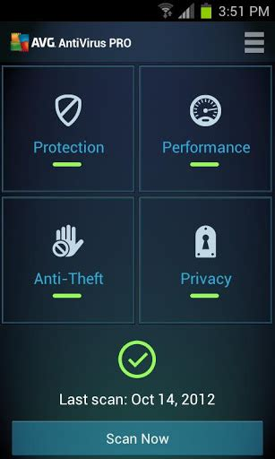 avg mobile antivirus apk avg mobile antivirus security pro 3 3 apk