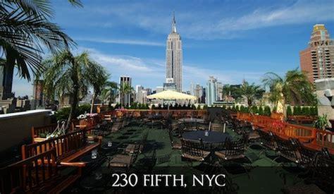 230 fifth roof top bar 230 fifth rooftop bar nyc rooftop bars nyc rooftop crawl