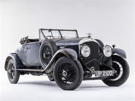 classic bentley medcalf collection 1928 vintage bentley found in london
