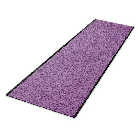 Floor Runner by Carpet Floor Runner Brasil Design Purple Custom Size