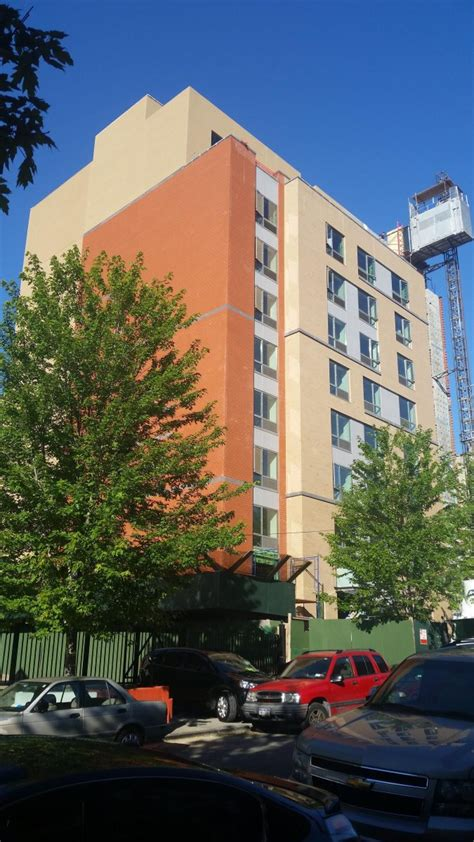 Supportive Housing by Bronx Supportive Housing Nears The Finish Line At 316 East