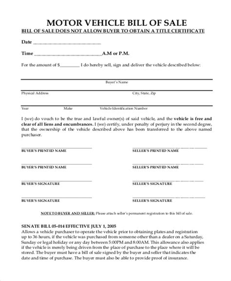 print blank vehicle bill of sale printable vehicle bill of sale pdf zoro blaszczak co