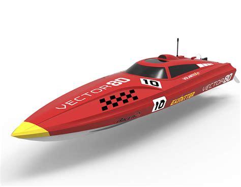 xo speedboot volantex vector 80 een rc boot radiocontrolexpert