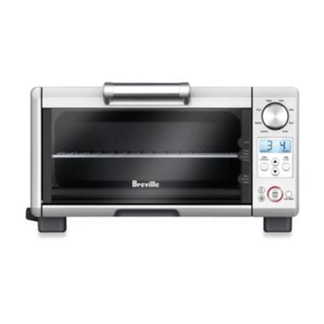 bed bath and beyond breville buy breville 174 the smart oven convection toaster oven from