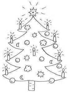 ausmalbilder weihnachtsbaum az ausmalbilder