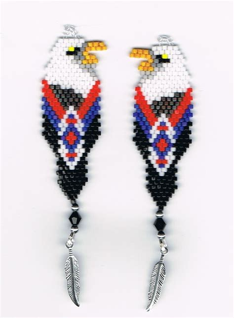 how to bead an eagle feather 1000 images about beadwork jewelery on