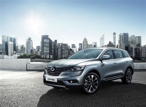 renault samsung to launch new suv qm6 to replace qm5