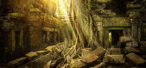 lost city  guided meditation   vision