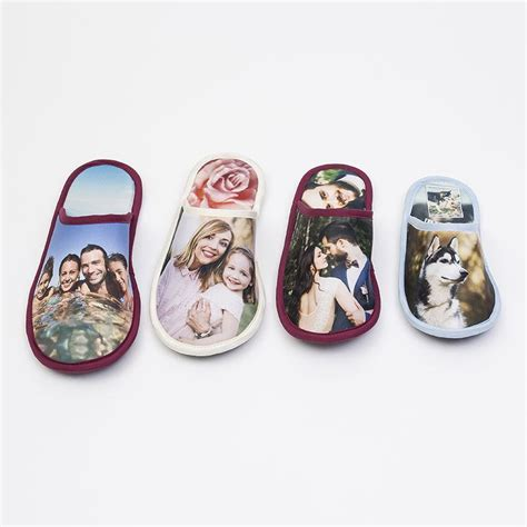 customized slippers custom slippers with photos customize your own slippers