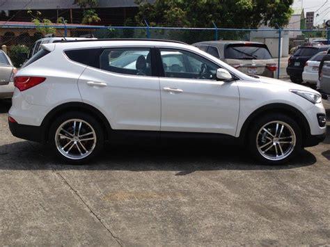 Hyundai Santa Fe Wheels by Hyundai Santa Fe Wheel And Tire Packages