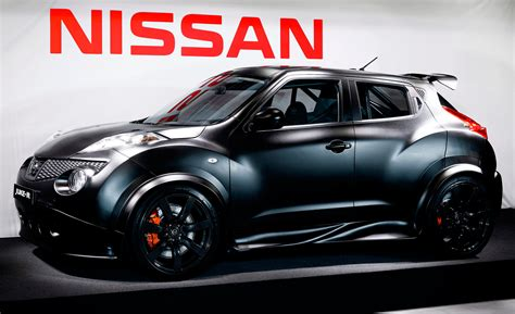 stanced nissan juke nissan shows off finished gt r powered juke r it s