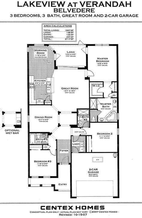 Veranda Floor Plan by Verandah Country Club Floor Plans Genice Sloan Associates