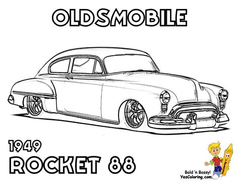 free coloring pictures of muscle cars muscle cars coloring pages free coloring home