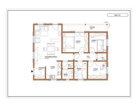 progetto casa 100 mq 2 bagni casa prefabbricata legno 100mq giussano monza e della