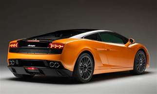 lamborghini building one last special edition gallardo