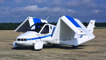 volvos parent company   bought  flying car maker bt