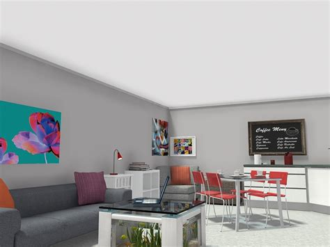 Create 3d Floor Plan break away from your traditional living room layout with