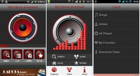 10 music downloader apps for android free mp3 songs music downloaders top 10 free mp3 music downloader